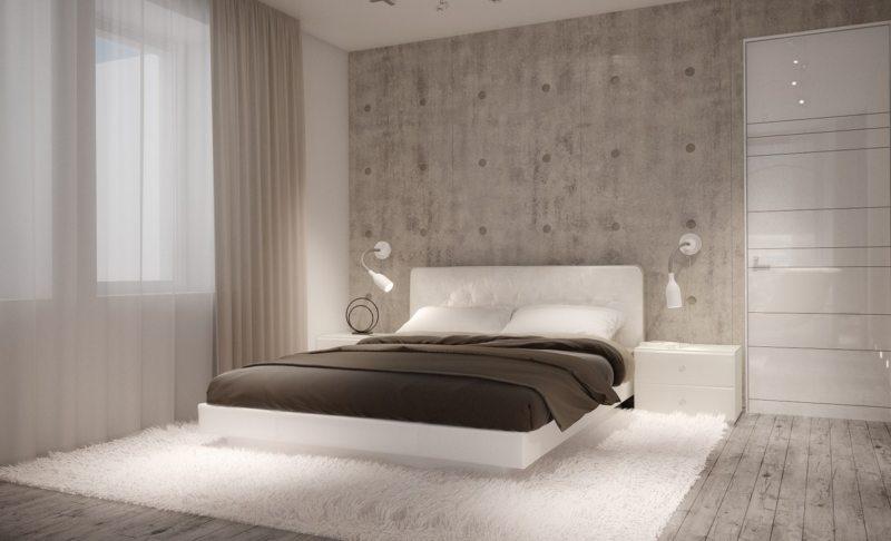 Дизайн спальни 2017 (59)