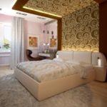Дизайн интерьера спальни в квартире