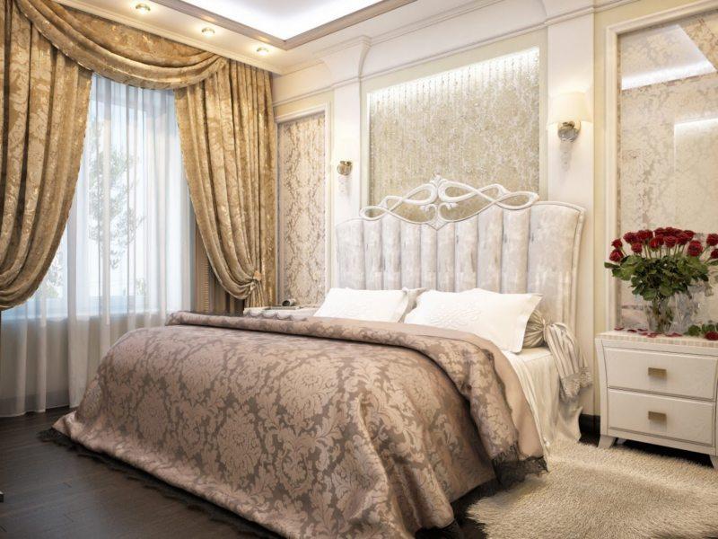 Дизайн спальни 2017 (70)