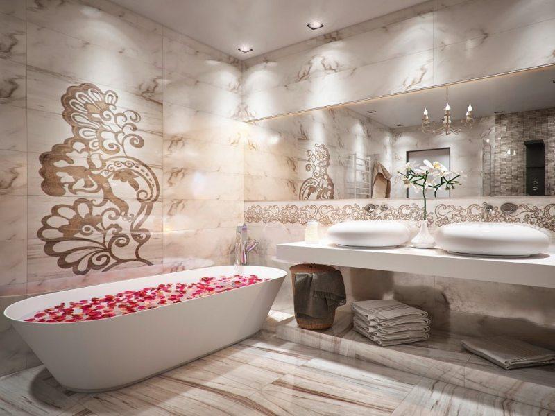Дизайн ванной 2017 (16)