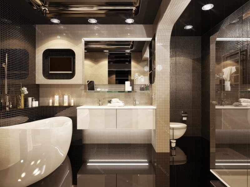 Дизайн ванной 2017 (17)