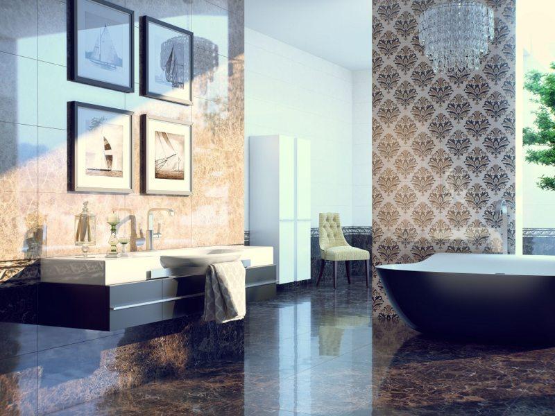 Дизайн ванной 2017 (23)