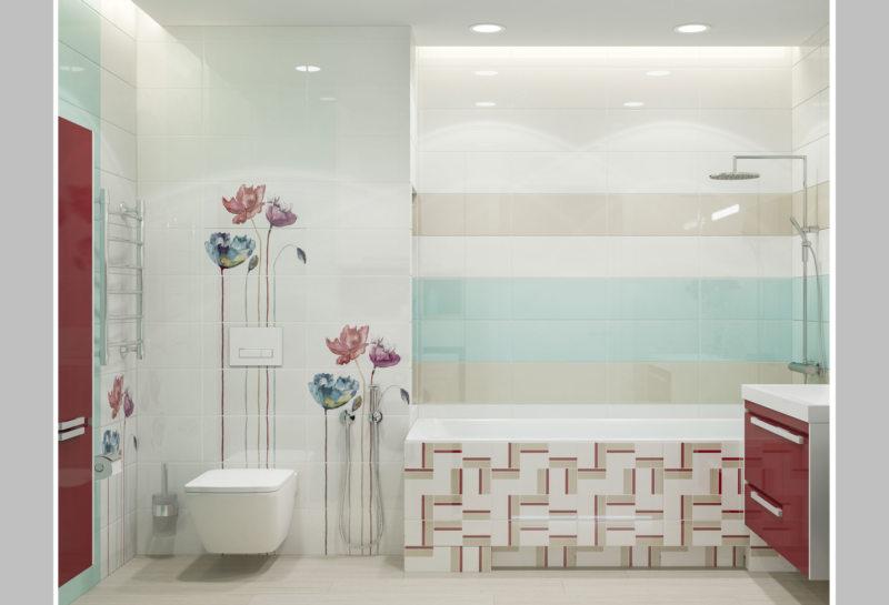 Дизайн ванной 2017 (39)