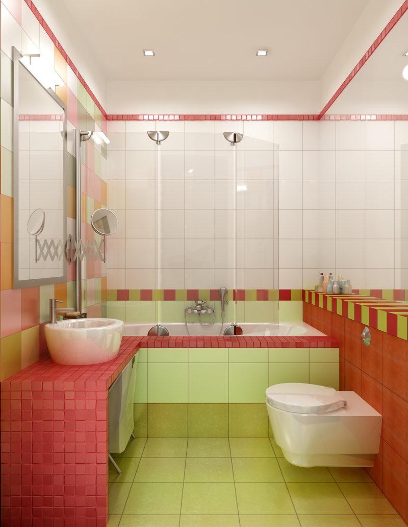 Дизайн ванной 2017 (42)