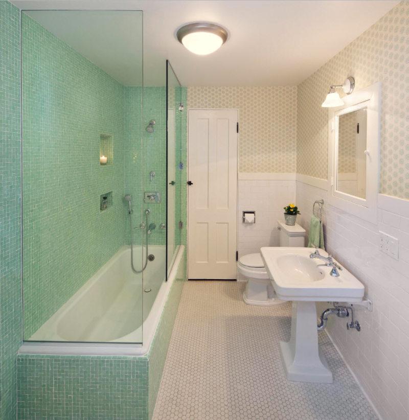Дизайн ванной 2017 (53)
