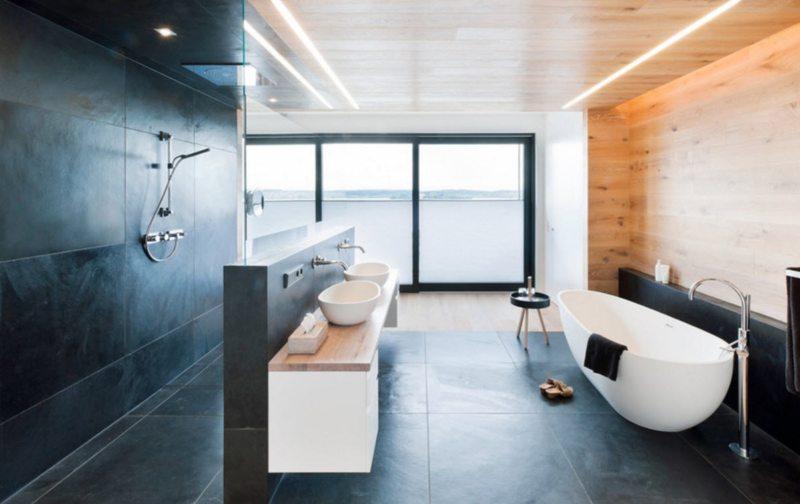 Дизайн ванной 2017 (56)