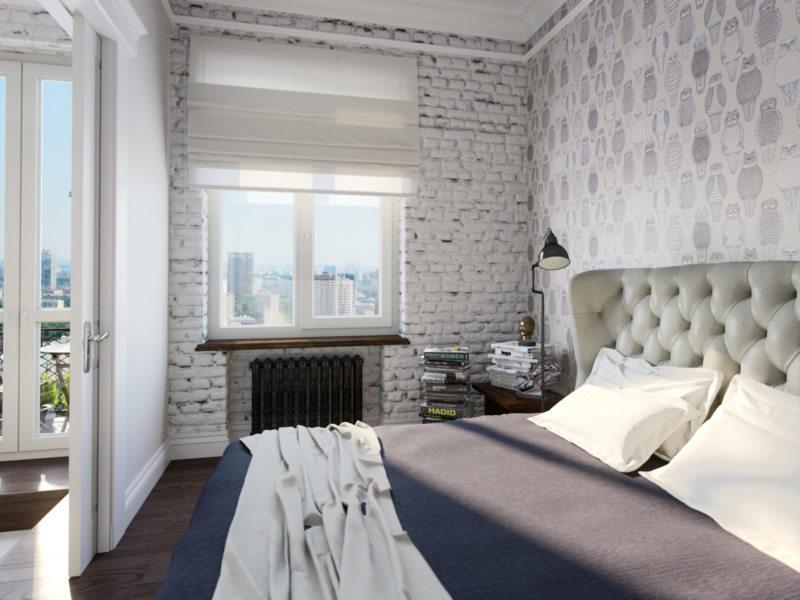 Длинная спальня (5)