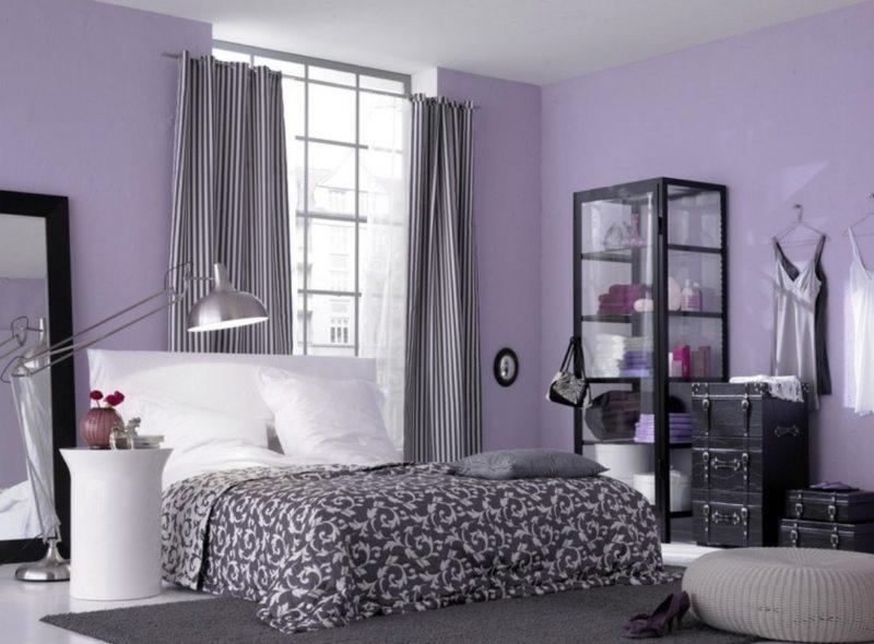 Фиолетовая спальня (11)
