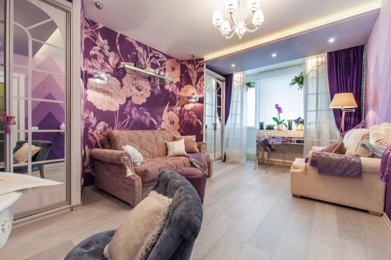 Фиолетовая спальня (14)