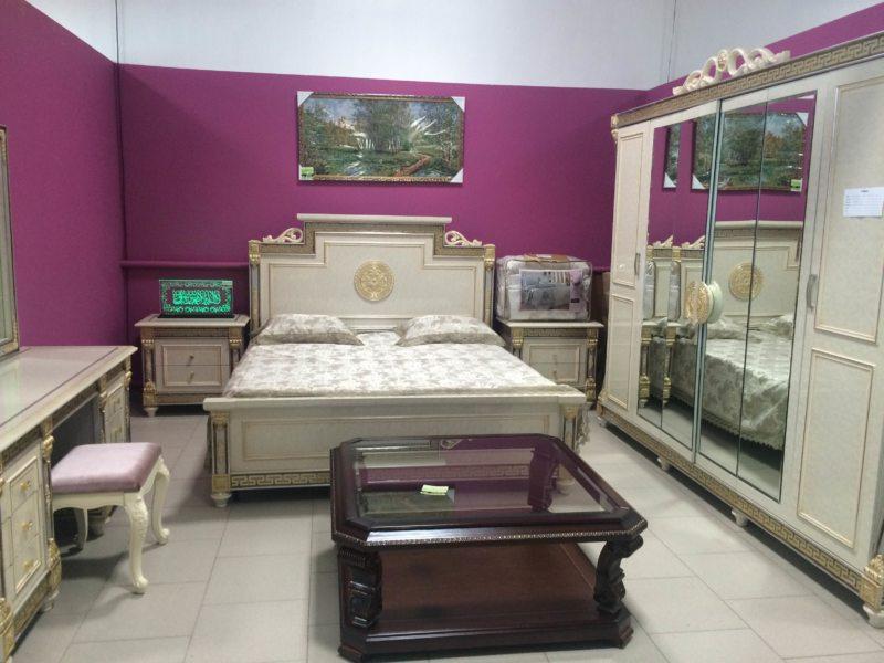 Фиолетовая спальня (17)