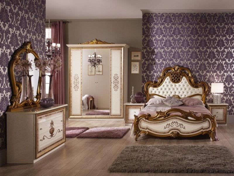 Фиолетовая спальня (4)