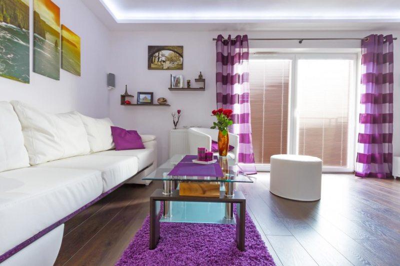 Фиолетовая спальня 5 (11)