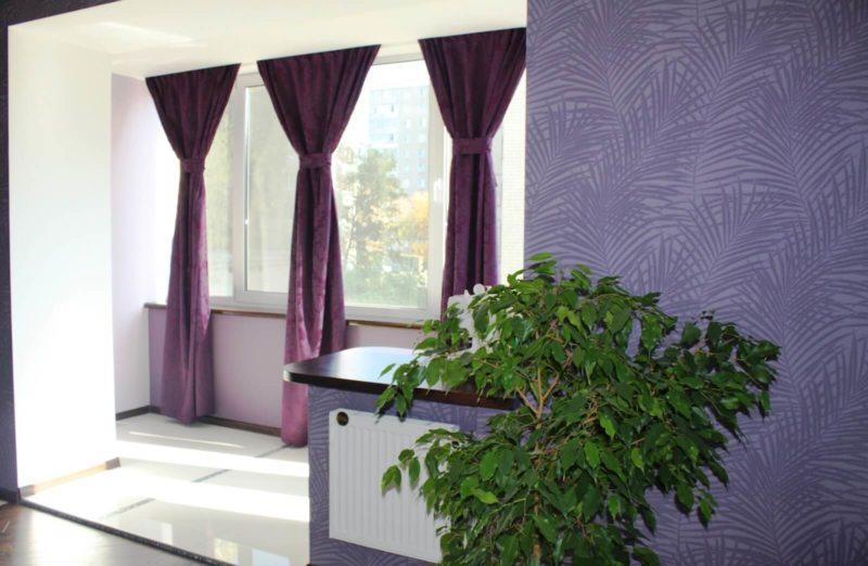 Фиолетовая спальня 5 (12)