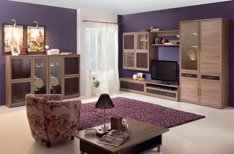 Фиолетовая спальня 5 (16)