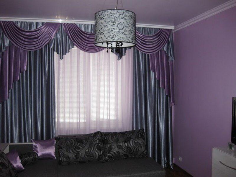 Фиолетовая спальня 5 (19)