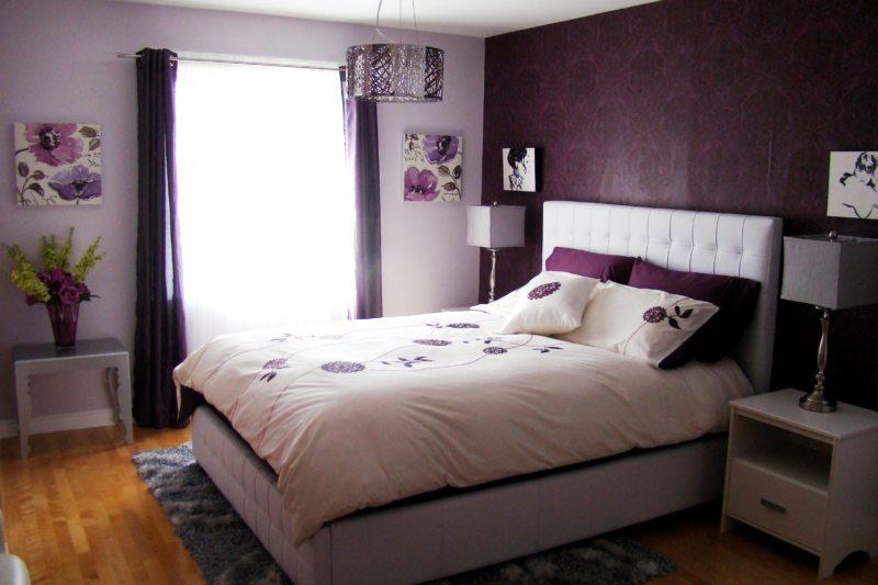 Фиолетовая спальня 5 (2)