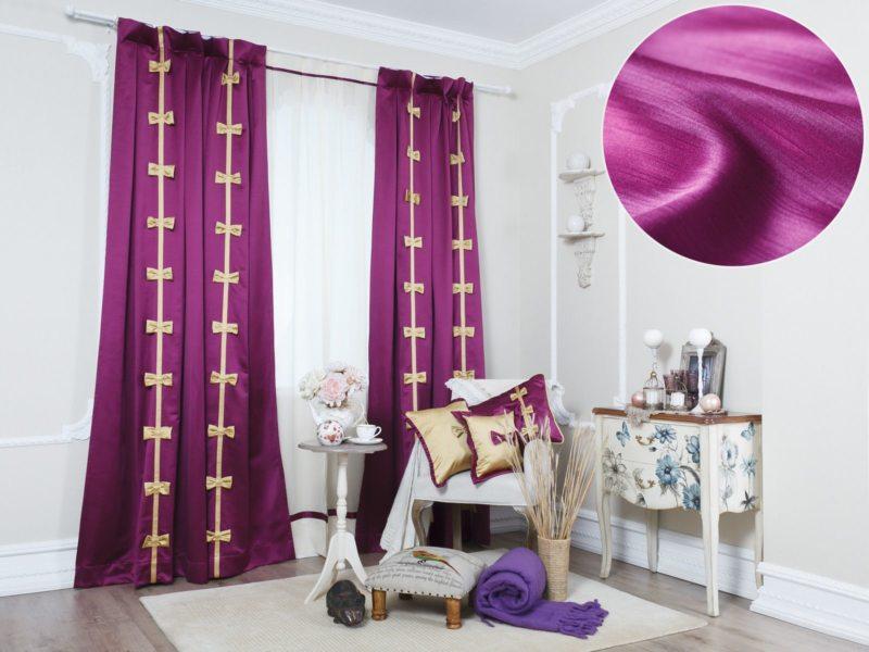 Фиолетовая спальня 5 (6)