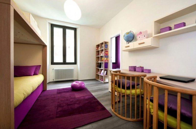 Фиолетовая спальня (6)