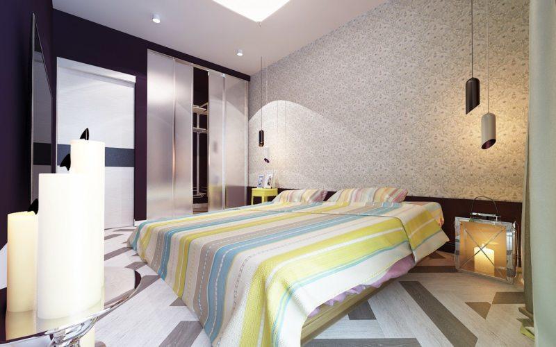 Фиолетовая спальня (8)