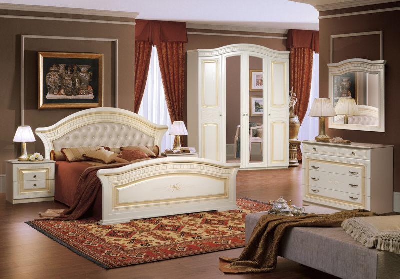 спальни фото гарнитуры