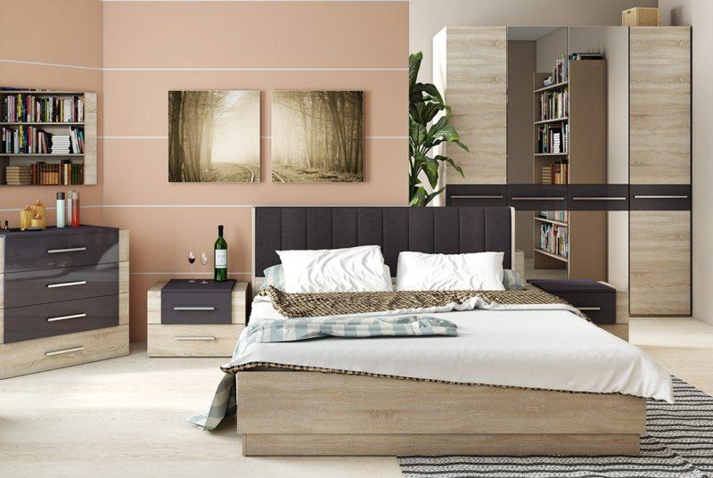 Гарнитур для спальни (2)