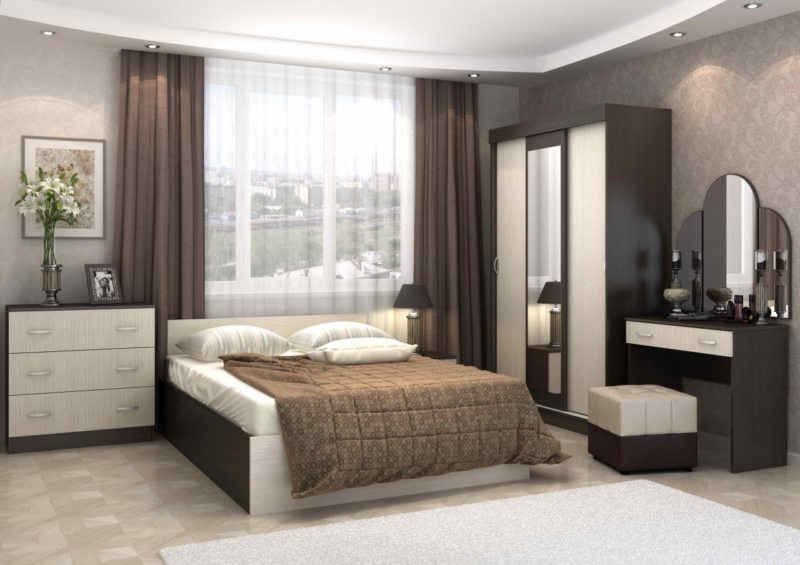 Гарнитур для спальни (35)