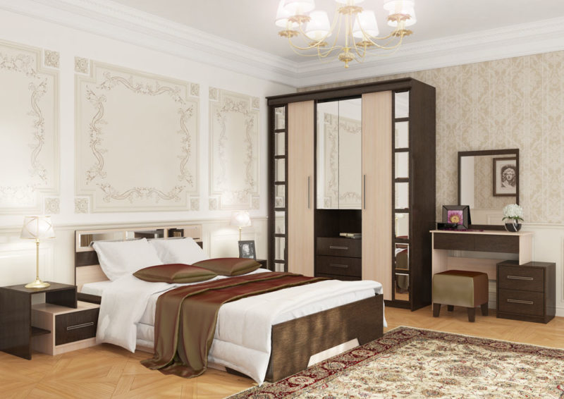 Гарнитур для спальни (39)
