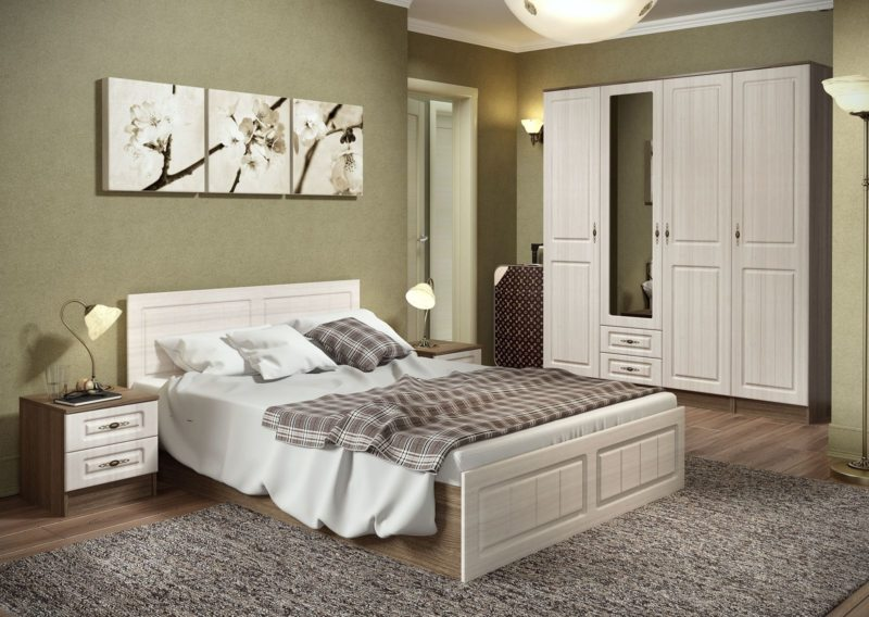 Гарнитур для спальни (42)