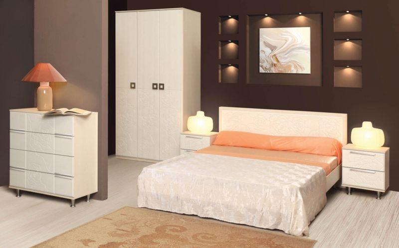 Гарнитур для спальни (45)