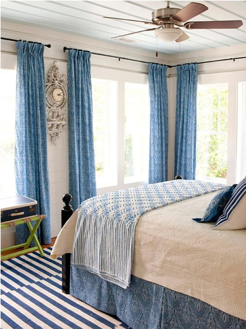 Голубая спальня (1)