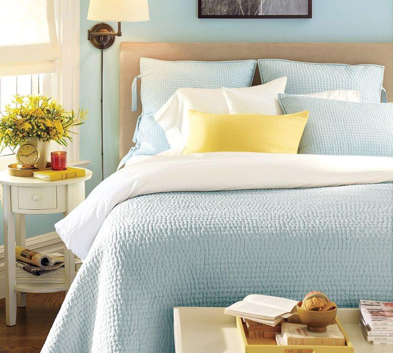 Голубая спальня (12)