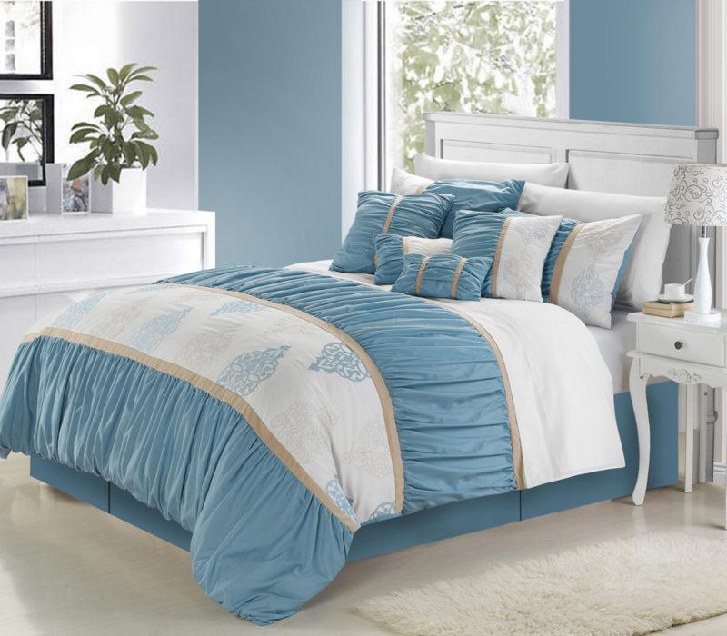 Голубая спальня (14)