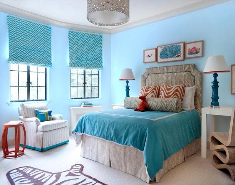 Голубая спальня (17)