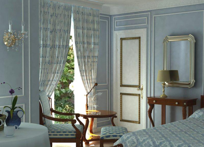 Голубая спальня (24)