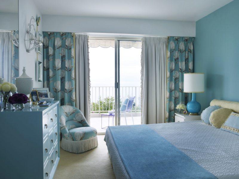 Голубая спальня (26)