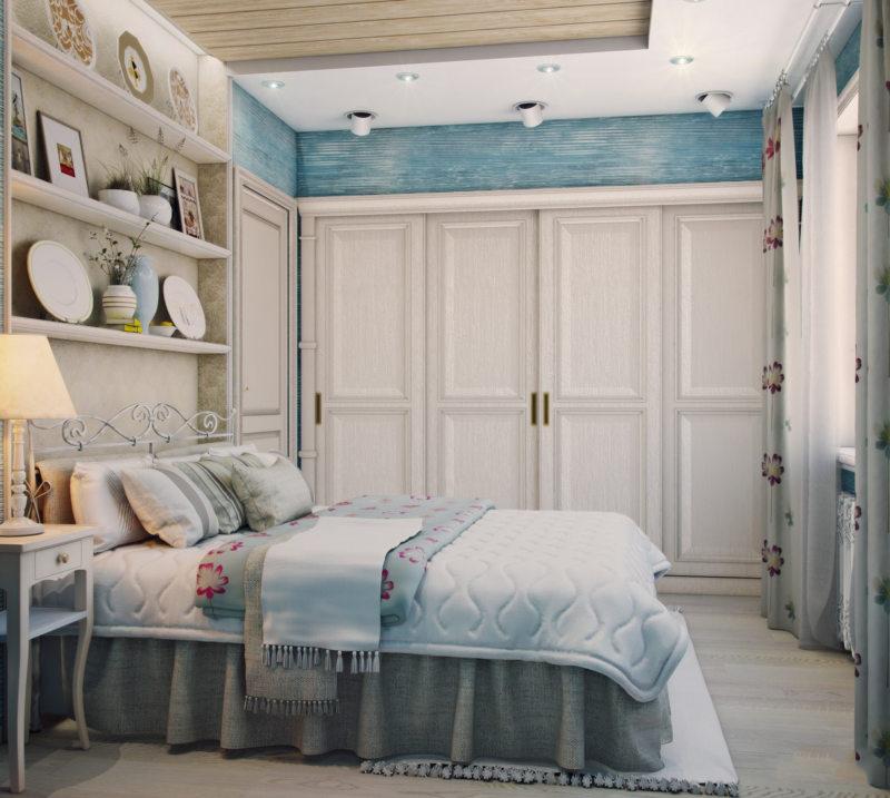 Голубая спальня (27)