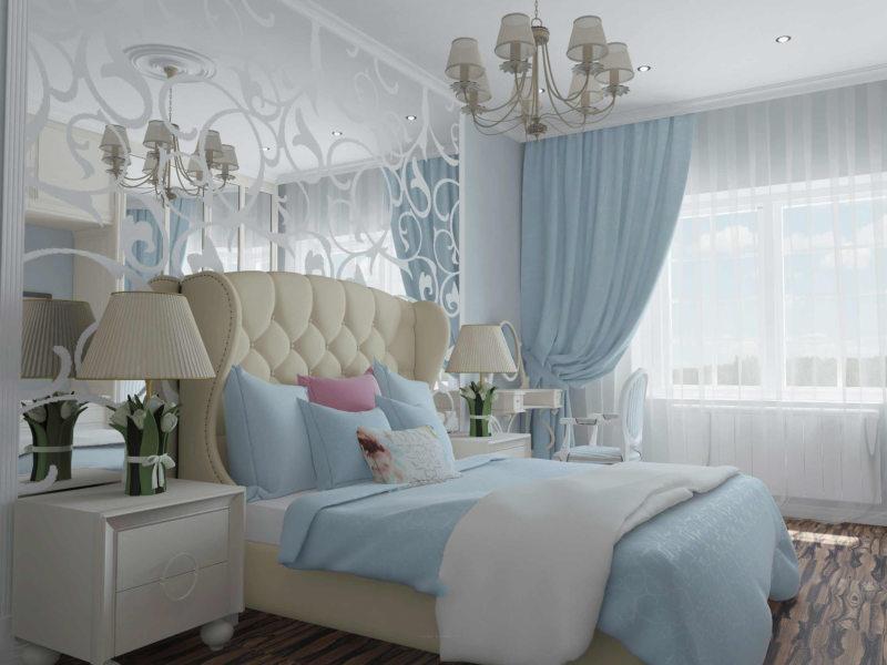 Голубая спальня (35)