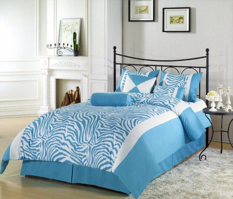 Голубая спальня (36)