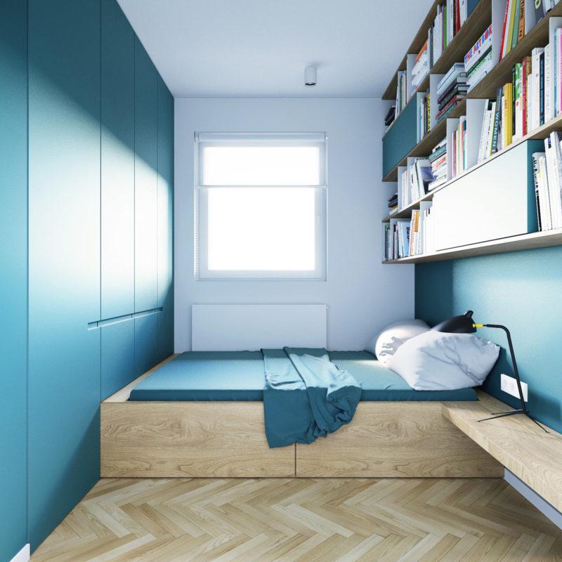 Голубая спальня (39)