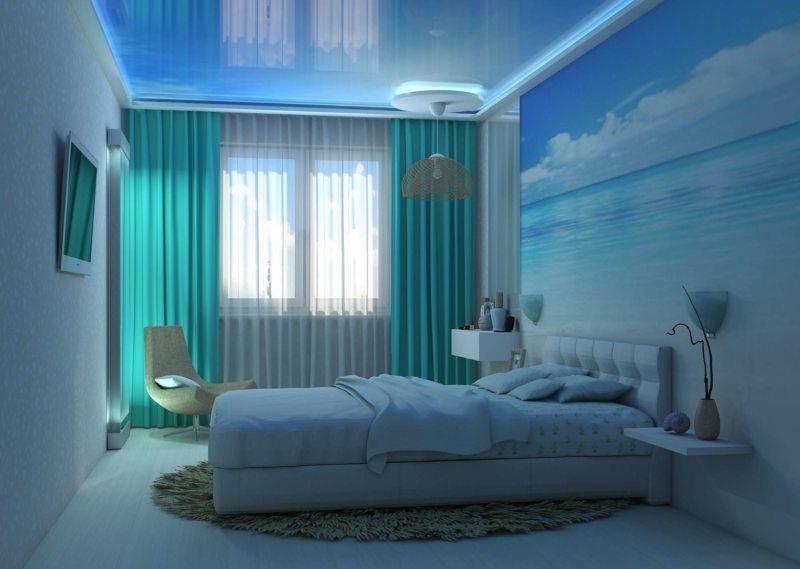 Голубая спальня (4)