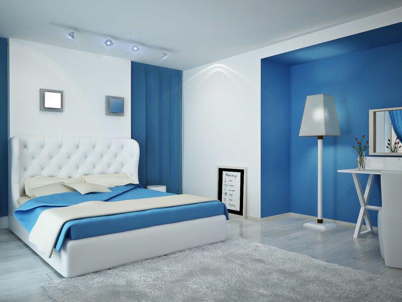 Голубая спальня (40)
