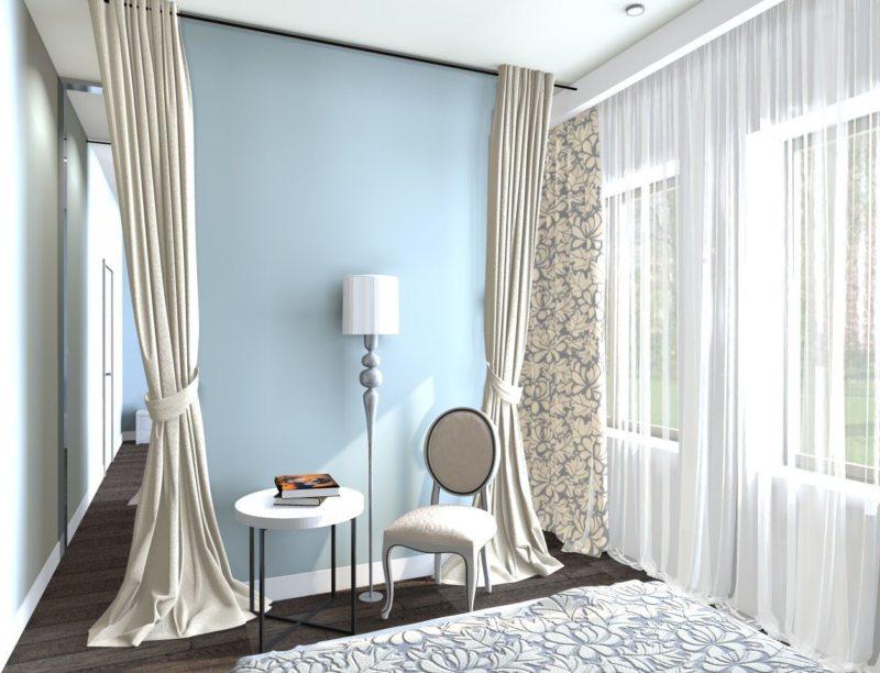 Голубая спальня (41)