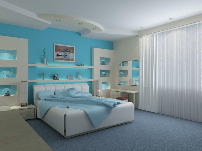 Голубая спальня (43)