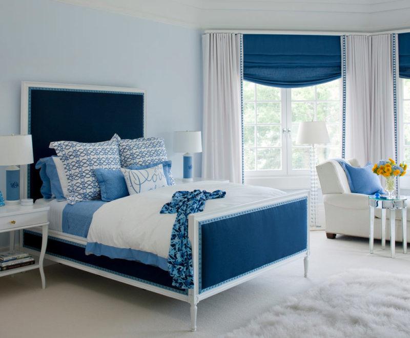 Голубая спальня (45)