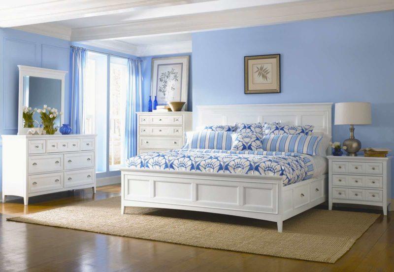 Голубая спальня (47)