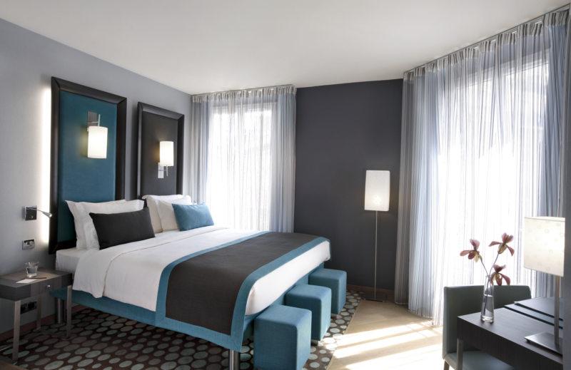 Голубая спальня (5)