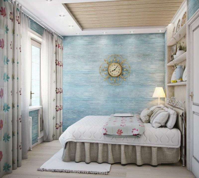 Голубая спальня (7)