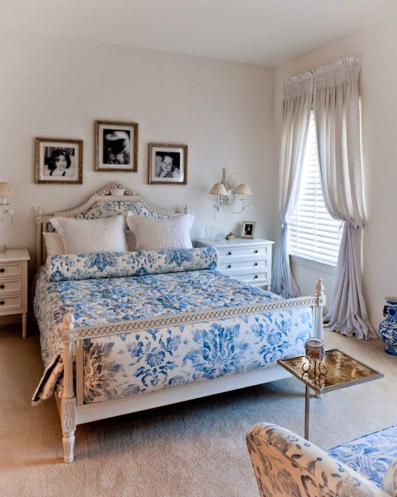 Голубая спальня (9)