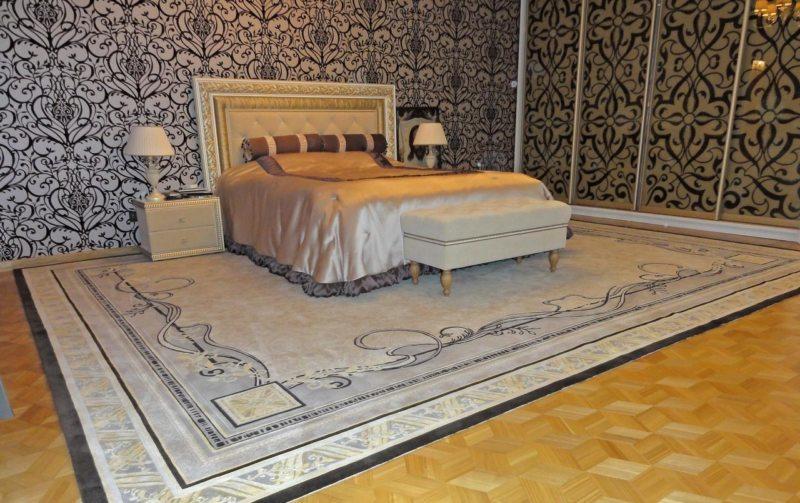 Ковер в спальню (3)
