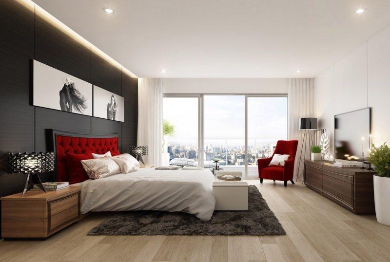 Красивые спальни (1)